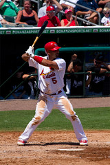 Cardinals Last Spring Training Game - Pic 49 | by BattlefieldPortraits.com
