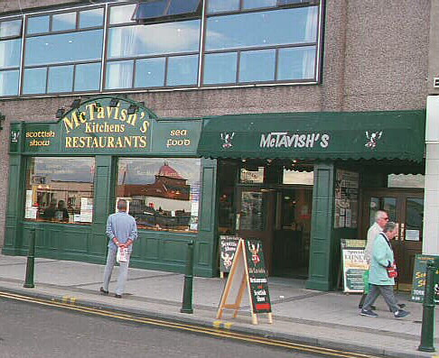 Mctavish S Kitchen Oban