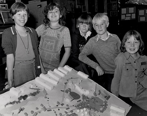 037886:Byker Primary School Commercial Road Byker City Engineers 1978