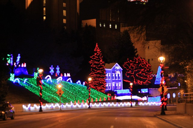 miller brewery christmas lights by kschmidt626