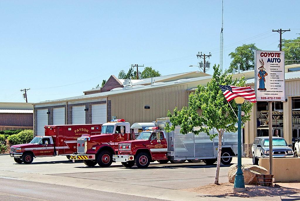 Local Fire Department Tour Santa Clara Ca