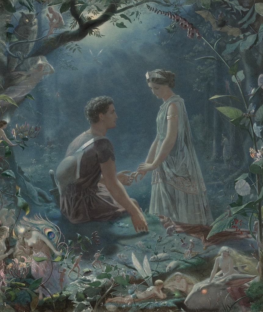 an analysis of the relationship of hermia and helena 'hermia & helena, which opens saturday at the museum of fine arts, begins with a nearly four-minute tracking shot what's even more impressive is how unshowy it is the shot is a tour de force, yes, but it seems as natural as breathing.