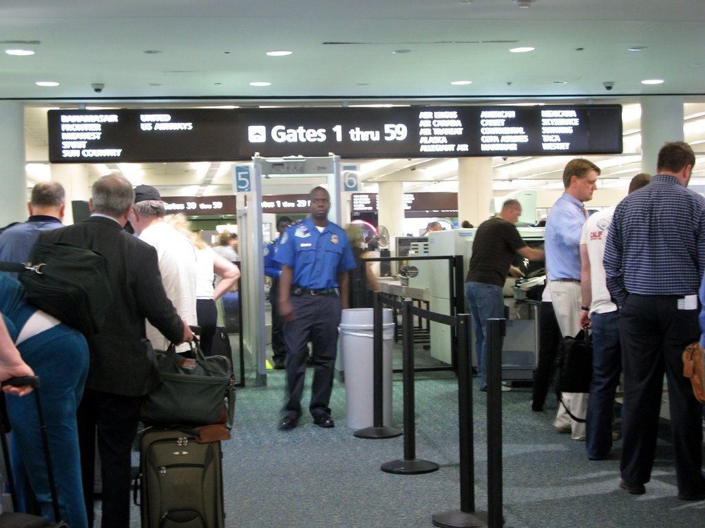 Airport Security At Its Worse Orlando Airport