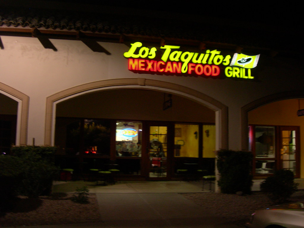 Los Taquitos Mexican Food Grill Phoenix