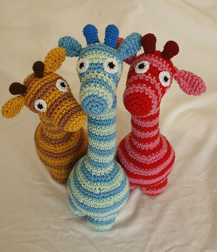 3 little piggies.. eeh.. .giraffes | by Snowfaerie