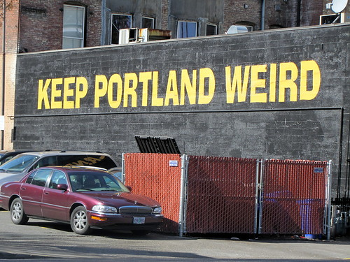 Keep Portland Weird - Portland, Oregon - March 2010 | by David Berkowitz