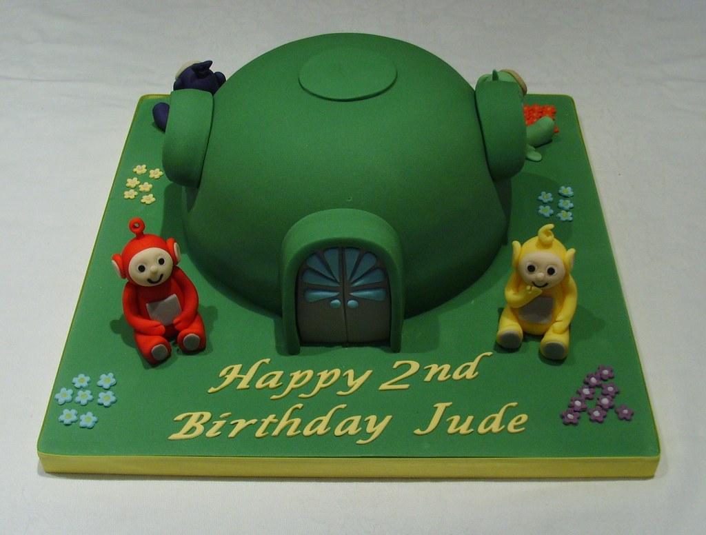 Teletubbies Birthday Cake Teletubbies Birthday Cake Www
