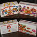 McDonald's - McDonaldland Cookie boxes 1975 and 1972 side-by-side comparison