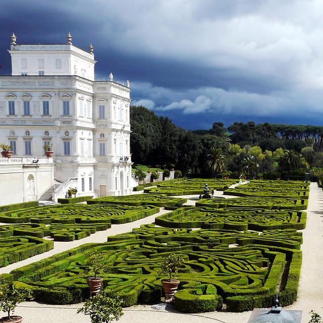 B B Villa Pamphili Gianicolo