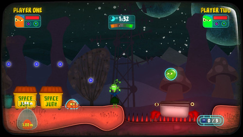 Tales from Space: About a Blob: Co-op DLC | by PlayStation.Blog