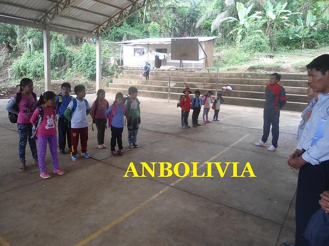 UNIDADES EDUCATIVAS DE 'LA ASUNTA' YUNGAS REGISTRAN POCA AFLUENCIA DE ESTUDIANTES