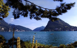 Lake Lugano | by g.naharro