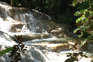Dunn's River Falls | by axle_foley00