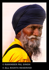 Portrait of a Singh | by Raminder Pal Singh