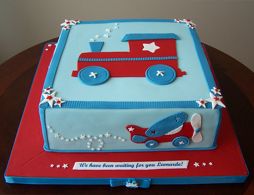 Cake Design Baby Shower