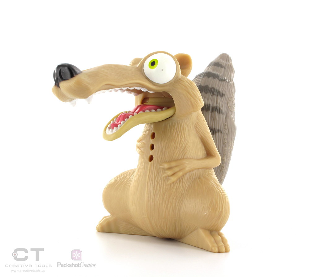 Toys From Ice Age 1 : Creativetools packshotcreator ice age scrat toy
