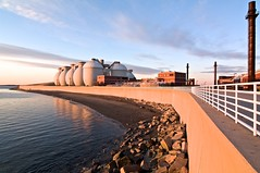 Deer Island Waste Water Treatment Plant | by Dr. RawheaD