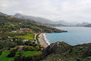 View of Southern Crete | by goingslowly