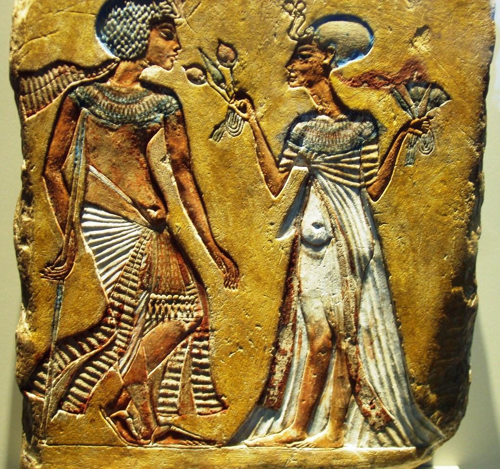 Treasures from Egyptian Museum Berlin - Tutankhamun & sist ...