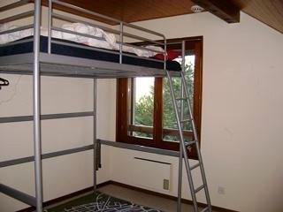 Sold Gt Tromso Double Loft Bed Ikea Metal Frame Double