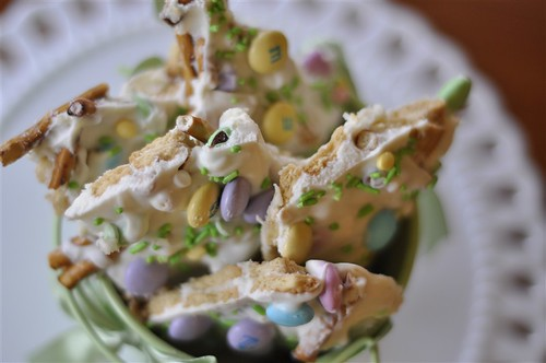 Bunny Cookie Bark | by yourhomebasedmom