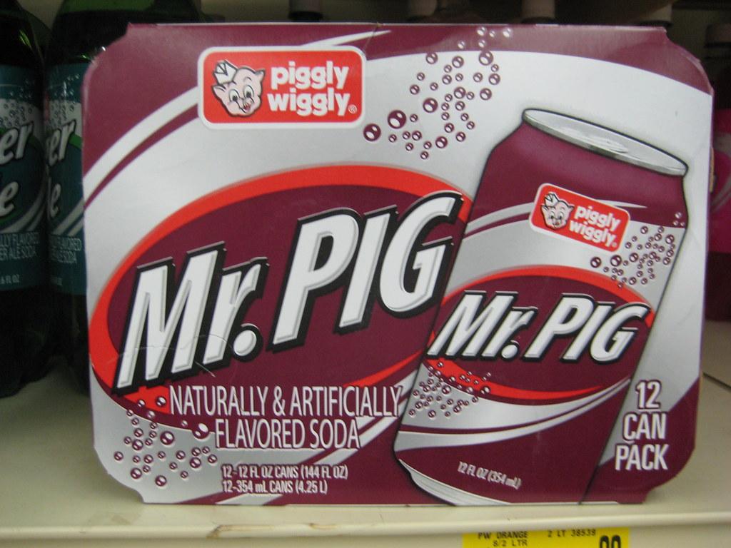 mr pig piggly wiggly generic dr pepper piggly wiggly
