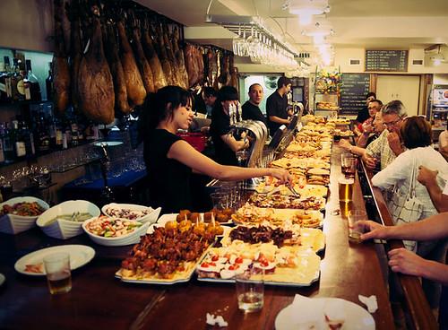 Restaurant Tapas St Julien Les Metz