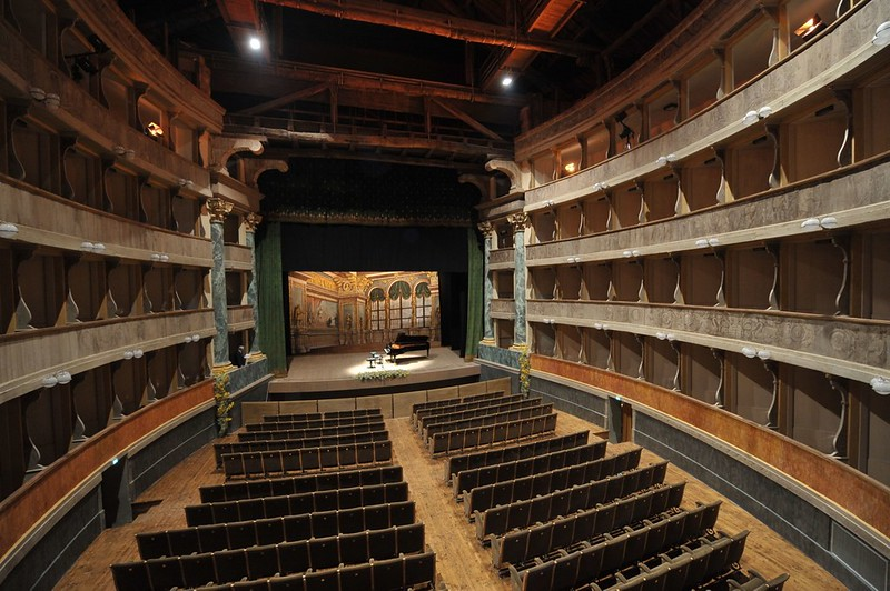 Teatro Sociale, Bergamo, ITALY