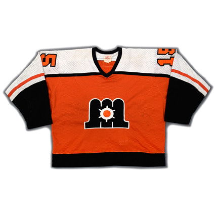 Maine Mariners 1983-84 F jersey