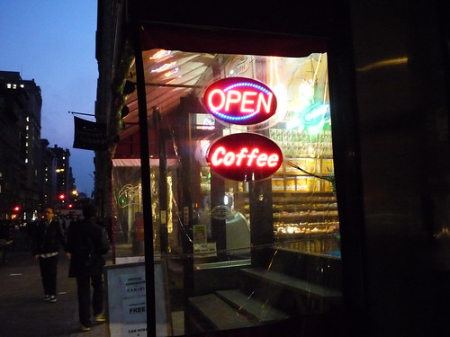 Open Coffee, University Place | by Teri Tynes