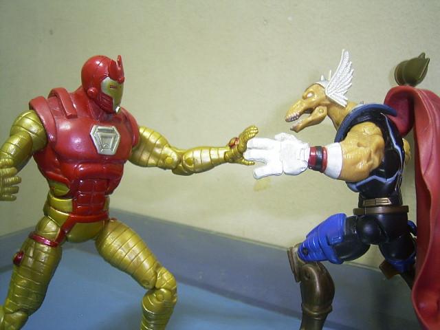 A Visual History of the Many Armors of Iron Man  Mental Floss