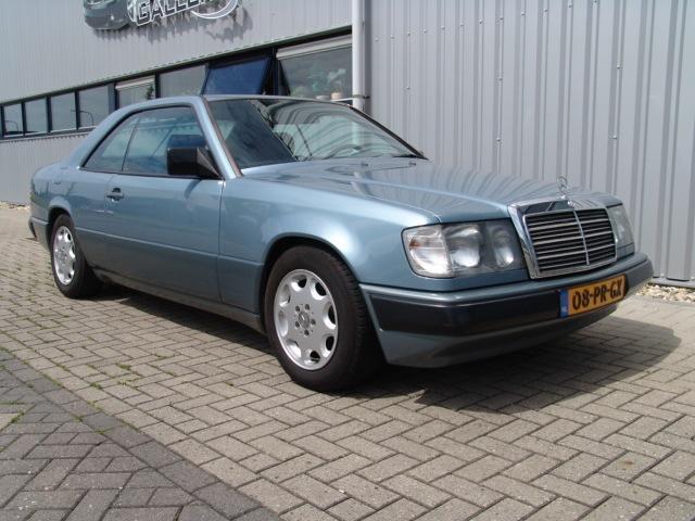 Mercedes-benz E-klasse 300CE AUTOMAAT 1988 | autotrader nl