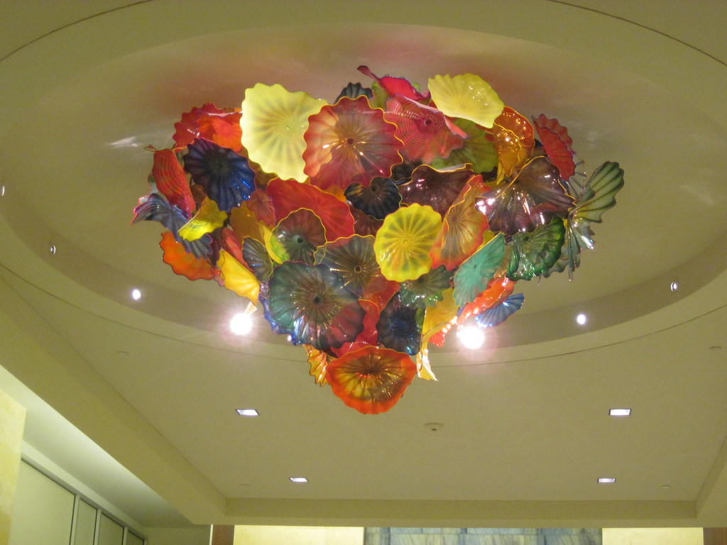 Dale chihuly chandelier mayo clinic jacksonville fl flickr dale chihuly chandelier mayo clinic jacksonville fl by bridger15 arubaitofo Image collections