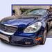 Lexus SC 430 HDR