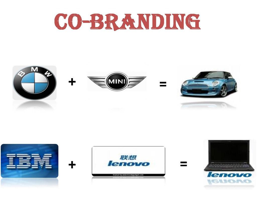 Co Branding Examples Of Co Branding Guru G Md Flickr