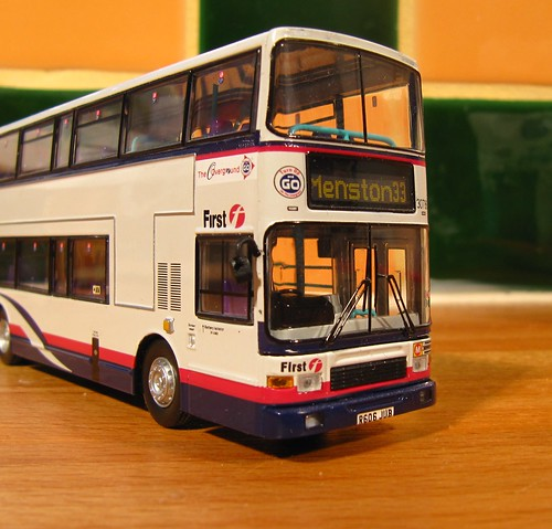 First Leeds West Yorkshire Volvo Olympian Alexander Royale