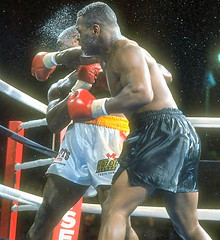 Tyson vs ruddock