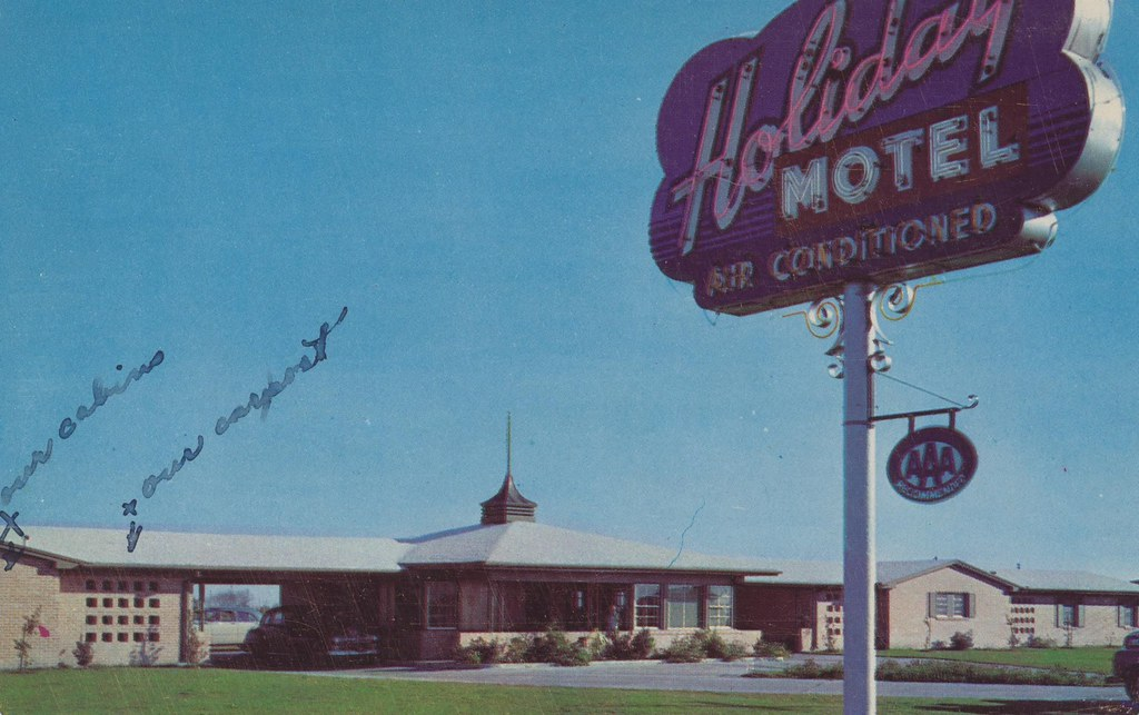 Holiday Motel - Houston, Texas