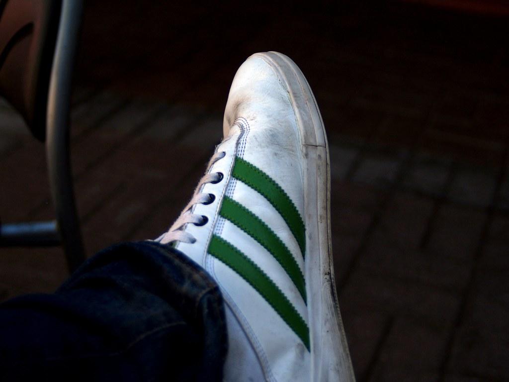 Adidas Shoe Company Uncensored My Way Video