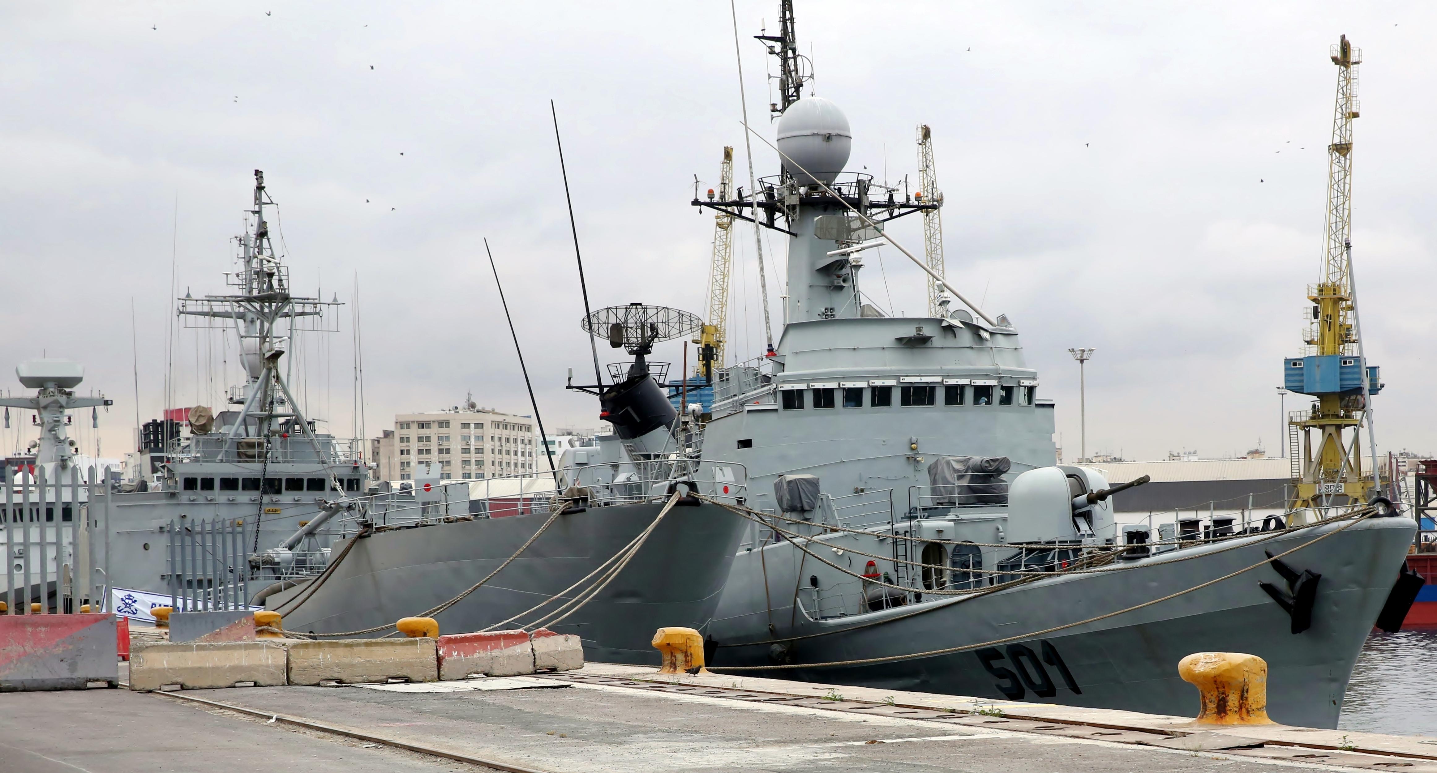 Royal Moroccan Navy Descubierta Frigate / Patrouilleur Océanique Lt Cl Errahmani - Bâtiment École - Page 3 32066160543_937428f6fb_o
