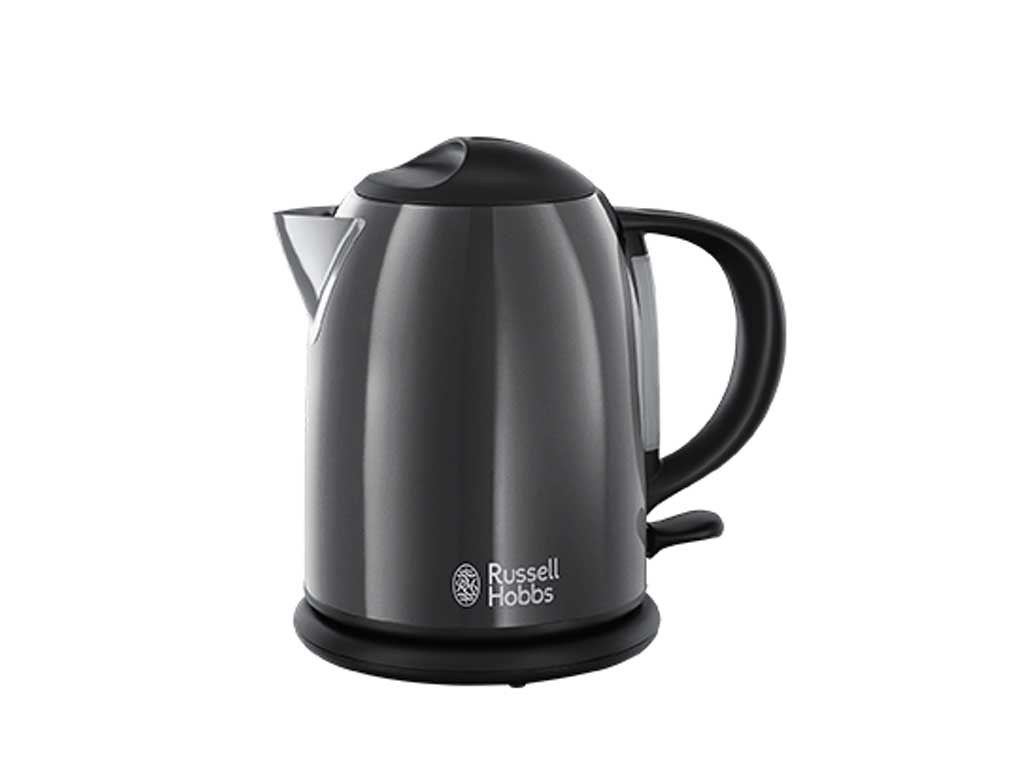 Bollitore elettrico Compatto Russell Hobbs Storm Grey