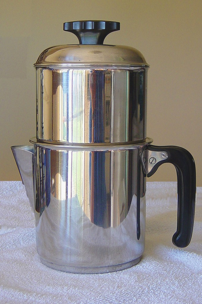 Manual Drip Coffee Maker How To Use : Nicro manual drip coffee maker, very rare 8691b 4x6 Flickr