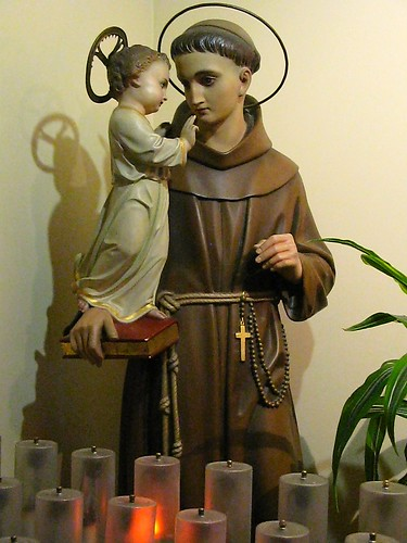The Responsory in Honor of St. Anthony | by Loci Lenar