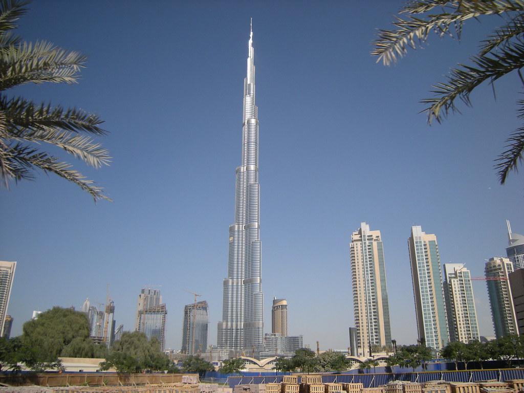 Resultado de imagen de Burj Khalifa
