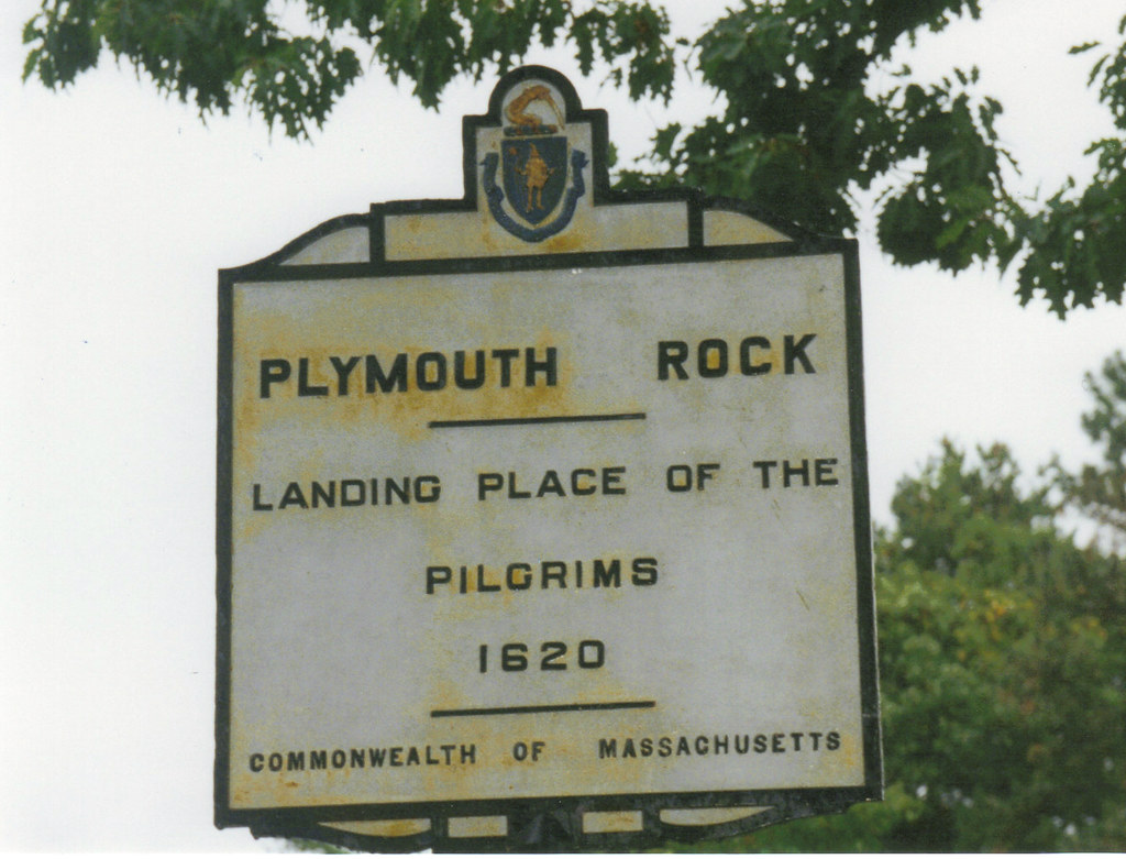 an analysis of the pilgrims landed on plymouth rock 1620 - the pilgrims land near provincetown in november 1620 - on december 11, a landing party found a suitable site for a settlement and ten days later moved the entire party to plymouth harbor plymouth rock was identified as the first solid land the pilgrims set foot on.
