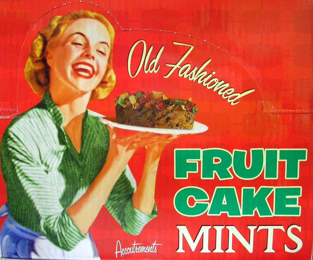 Old Fashioned Fruit Cake Recipe With Brandy