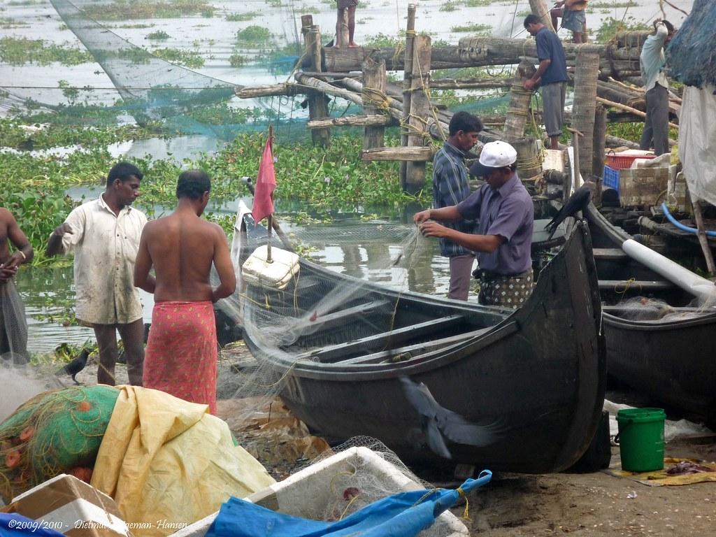 15 11 2009 india cochin kerala cochin is een belang for Arabische havenstad