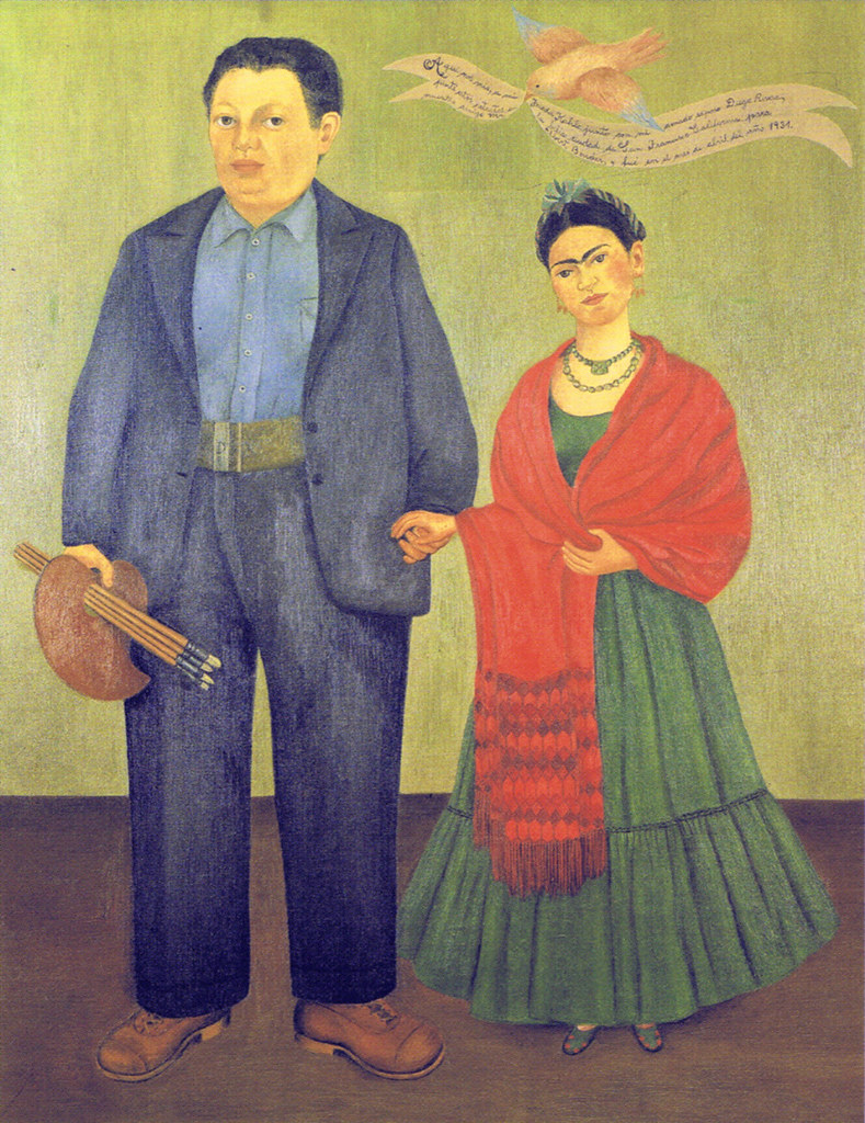 frida kahlo diego rivera 1931 san francisco museum. Black Bedroom Furniture Sets. Home Design Ideas