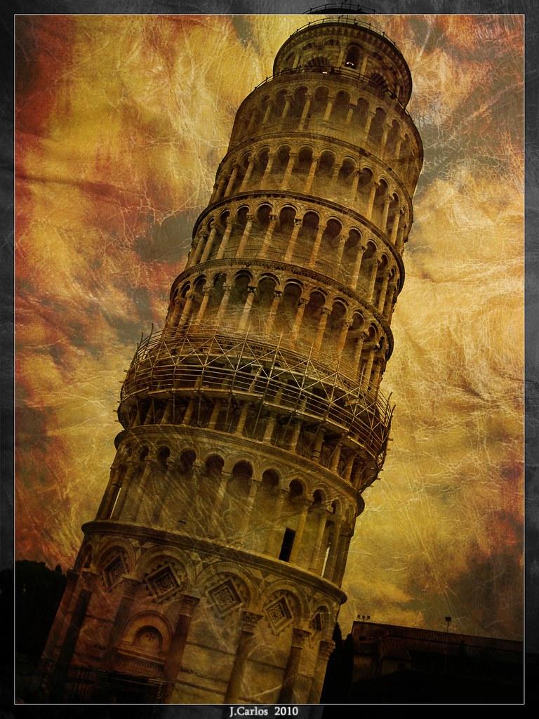 foto de TORRE DE PISA (ITALIA) La Torre inclinada de Pisa es el