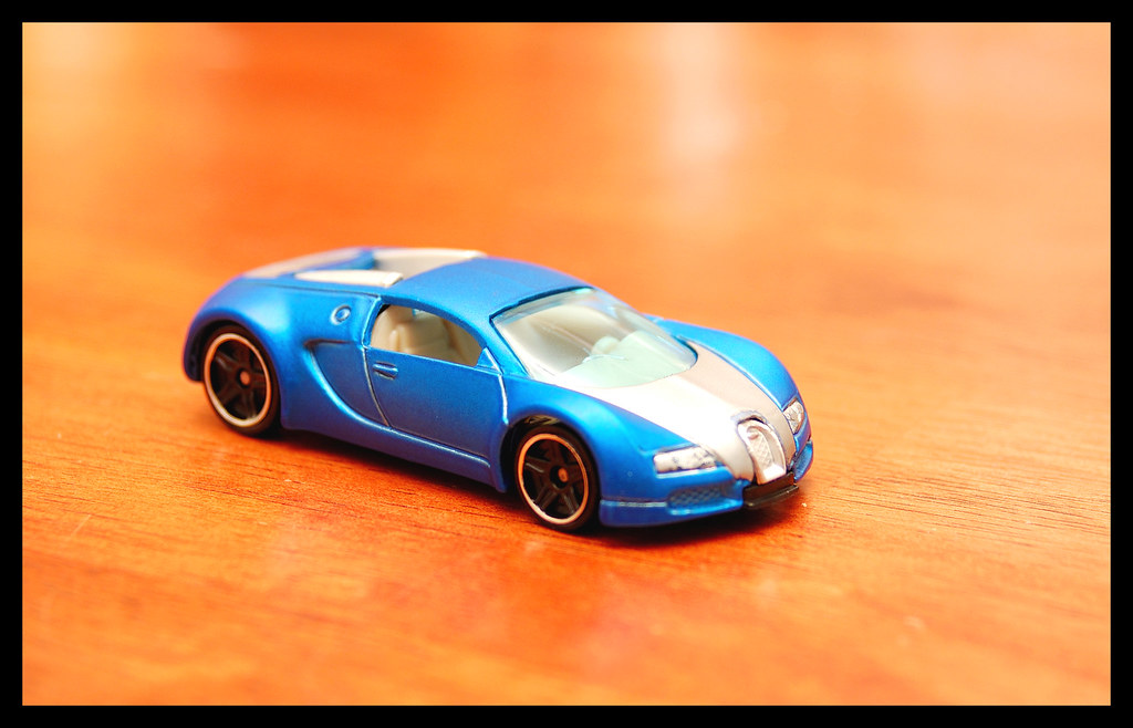 hot wheels bugatti veyron very cool looking car i love flickr. Black Bedroom Furniture Sets. Home Design Ideas